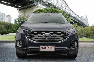 2018 Ford Endura CA 2019MY Titanium SelectShift AWD Green 8 Speed Sports Automatic Wagon.