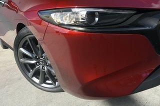2019 Mazda 3 BP2HLA G25 SKYACTIV-Drive GT Soul Red Crystal 6 Speed Sports Automatic Hatchback.