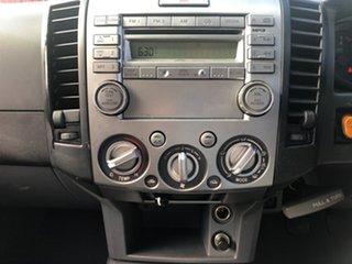 2011 Ford Ranger PK XL (4x4) White 5 Speed Manual Dual Cab Pick-up