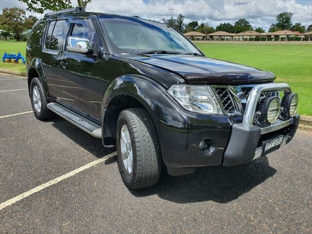 Used Nissan Pathfinder  ST-L, Used PATHFINDER 4-DOOR YD25DDTI AUTO STL 10MY