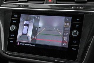 2018 Volkswagen Tiguan 5N MY18 110TDI Comfortline DSG 4MOTION Allspace White 7 Speed