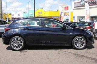 2018 Holden Astra BK MY18.5 RS-V Blue 6 Speed Sports Automatic Hatchback.