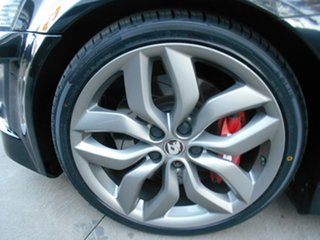 2007 Holden Special Vehicles ClubSport E Series R8 Black 6 Speed Manual Sedan.