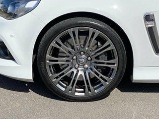 2014 Holden Special Vehicles Senator Gen-F MY15 Signature White 6 Speed Sports Automatic Sedan
