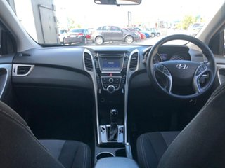 2012 Hyundai i30 GD Active 1.6 CRDi Silver 6 Speed Automatic Hatchback