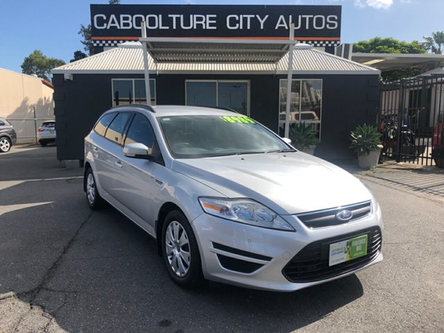 Used Ford Mondeo MC LX TDCi, 2014 Ford Mondeo MC LX TDCi Silver 6 Speed Direct Shift Wagon