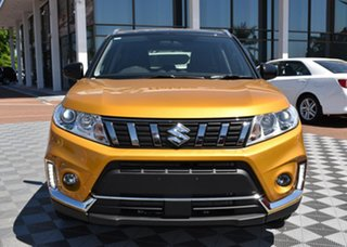 2019 Suzuki Vitara LY Series II 2WD Yellow & Black 6 Speed Sports Automatic Wagon