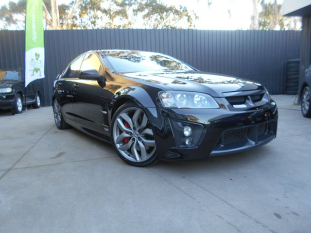 Used Holden Special Vehicles ClubSport E Series R8, 2007 Holden Special Vehicles ClubSport E Series R8 Black 6 Speed Manual Sedan