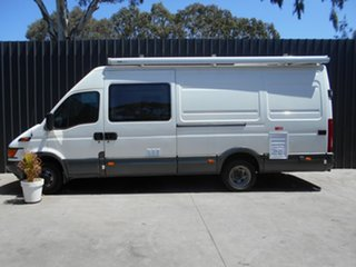 2003 Iveco Daily 50C15 HPT LWB White Van 2.8l 4x2.