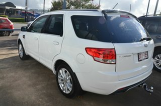 2014 Ford Territory SZ MK2 TS (RWD) White 6 Speed Automatic Wagon.