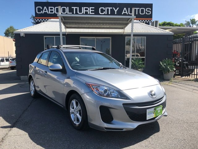 Used Mazda 3 BL 11 Upgrade Neo, 2011 Mazda 3 BL 11 Upgrade Neo Silver 5 Speed Automatic Hatchback