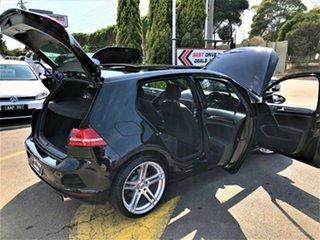 2016 Volkswagen Golf VII MY17 GTI DSG Black 6 Speed Sports Automatic Dual Clutch Hatchback