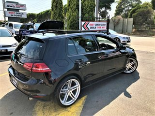2016 Volkswagen Golf VII MY17 GTI DSG Black 6 Speed Sports Automatic Dual Clutch Hatchback.