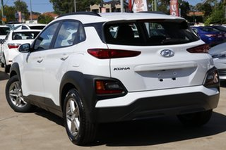 2018 Hyundai Kona OS Active (FWD) White 6 Speed Automatic Wagon.