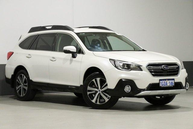 Used Subaru Outback MY18 2.5I, 2018 Subaru Outback MY18 2.5I Pearl White Continuous Variable Wagon