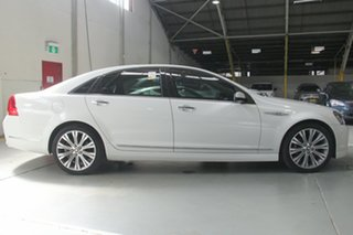 2015 Holden Caprice WN MY15 V White 6 Speed Auto Active Sequential Sedan