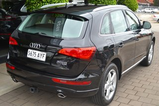 2013 Audi Q5 8R MY14 TDI S Tronic Quattro Black Metallic 7 Speed Sports Automatic Dual Clutch Wagon