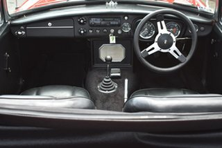 1970 MG B Mk 2 Red 4 Speed Manual Roadster