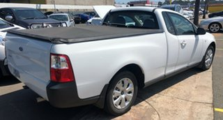 2010 Ford Falcon FG 3x SEATER 4 Speed Automatic Cab Chassis.