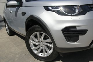 2017 Land Rover Discovery Sport L550 17MY TD4 150 SE Silver 9 Speed Sports Automatic Wagon.