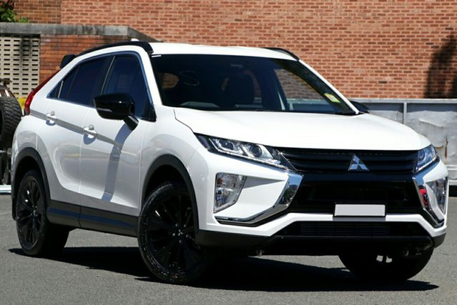 New Mitsubishi Eclipse Cross YA MY20 Black Edition 2WD, 2019 Mitsubishi Eclipse Cross YA MY20 Black Edition 2WD Starlight 8 Speed Constant Variable Wagon