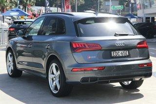 2019 Audi SQ5 FY MY19 Tiptronic Quattro Grey 8 Speed Sports Automatic Wagon.