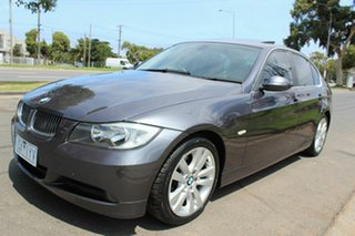 2006 BMW 3 Series E90 323i Steptronic Grey 6 Speed Sports Automatic Sedan