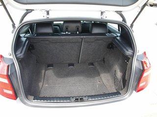 2008 BMW 120i E87 MY07 120i Silver 6 Speed Automatic Hatchback