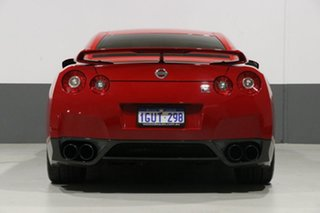 2009 Nissan GT-R R35 Premium Red 6 Speed Auto Dual Clutch Coupe