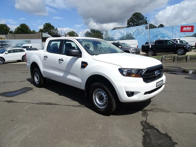 Used Ford Ranger  XL Pick-up Double Cab 4x2 Hi-Rider, 2019 Ford Ranger PX MKIII 2019.7 XL Pick-up Double Cab 4x2 Hi-Rider Arctic White 6 Speed