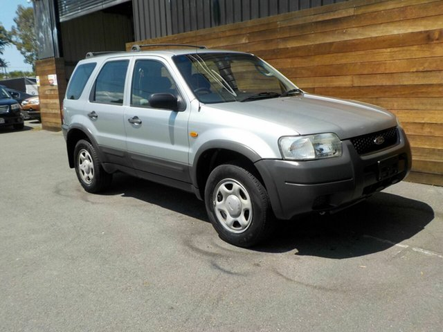 Used Ford Escape ZB XLS, 2005 Ford Escape ZB XLS Silver 4 Speed Automatic Wagon