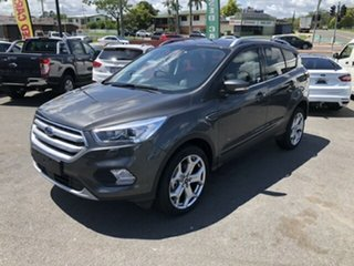 2018 Ford Escape ZG 2018.00MY Titanium PwrShift AWD Magnetic 6 Speed Sports Automatic Dual Clutch.