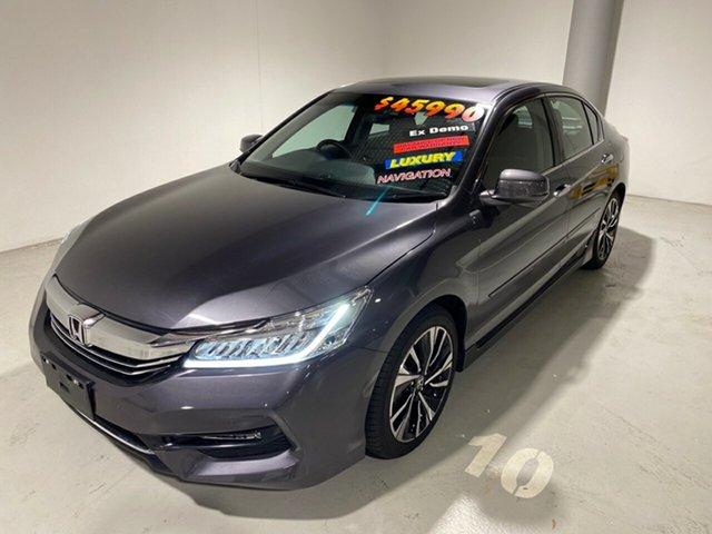 Used Honda Accord 9th Gen MY18 V6L, 2019 Honda Accord 9th Gen MY18 V6L Grey 6 Speed Sports Automatic Sedan