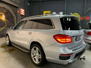 2013 Mercedes-Benz GL-Class X166 GL500 BlueEFFICIENCY 7G-Tronic + Silver 7 Speed Sports Automatic