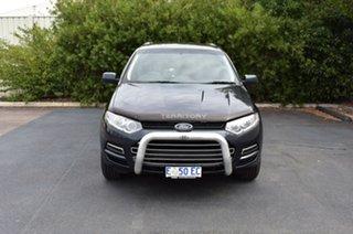 2011 Ford Territory SZ TX Seq Sport Shift Blue 6 Speed Sports Automatic Wagon.