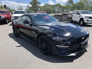 2018 Ford Mustang FN 2018MY GT Fastback Black 6 Speed Manual Fastback.