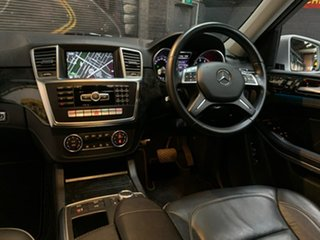 2013 Mercedes-Benz GL-Class X166 GL500 BlueEFFICIENCY 7G-Tronic + Silver 7 Speed Sports Automatic.