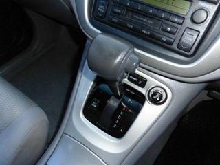 2007 Toyota Kluger MCU28R Upgrade CV (4x4) Silver 5 Speed Automatic Wagon