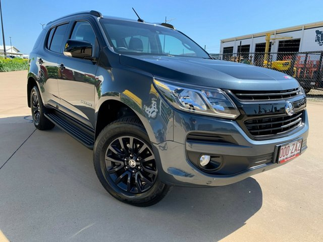 Used Holden Trailblazer RG MY19 Z71, 2019 Holden Trailblazer RG MY19 Z71 Grey 6 Speed Sports Automatic Wagon