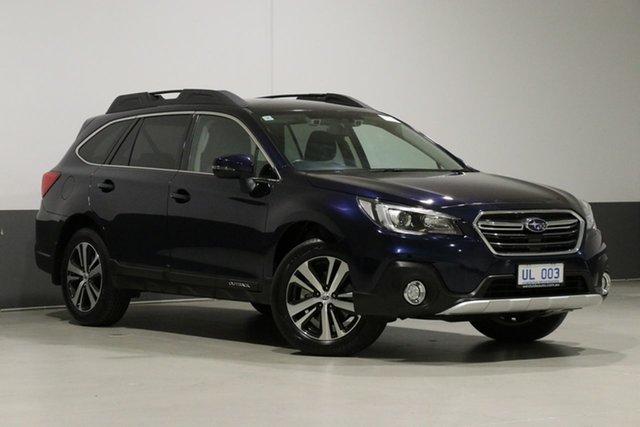 Used Subaru Outback MY18 2.5I, 2018 Subaru Outback MY18 2.5I Dark Blue Continuous Variable Wagon