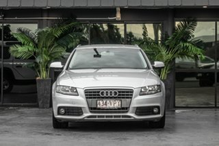 2011 Audi A4 B8 8K MY11 Avant Multitronic Silver 8 Speed Constant Variable Wagon.