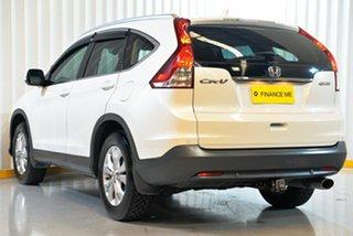 2014 Honda CR-V RM MY15 VTi-S 4WD White 5 Speed Sports Automatic Wagon