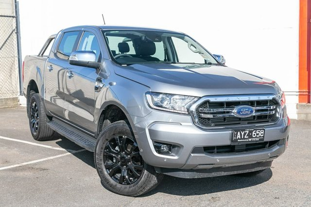Used Ford Ranger PX MkIII 2019.00MY XLT Pick-up Double Cab, 2019 Ford Ranger PX MkIII 2019.00MY XLT Pick-up Double Cab 6 Speed Sports Automatic Utility