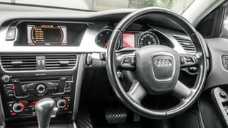 2011 Audi A4 B8 8K MY11 Avant Multitronic Silver 8 Speed Constant Variable Wagon