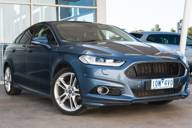Used Ford Mondeo MD 2018.25MY Titanium SelectShift, 2018 Ford Mondeo MD 2018.25MY Titanium SelectShift 6 Speed Sports Automatic Hatchback