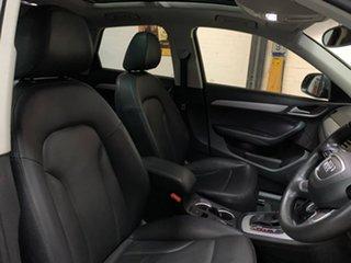 2013 Audi Q3 8U MY14 TDI S Tronic Quattro Grey 7 Speed Sports Automatic Dual Clutch Wagon