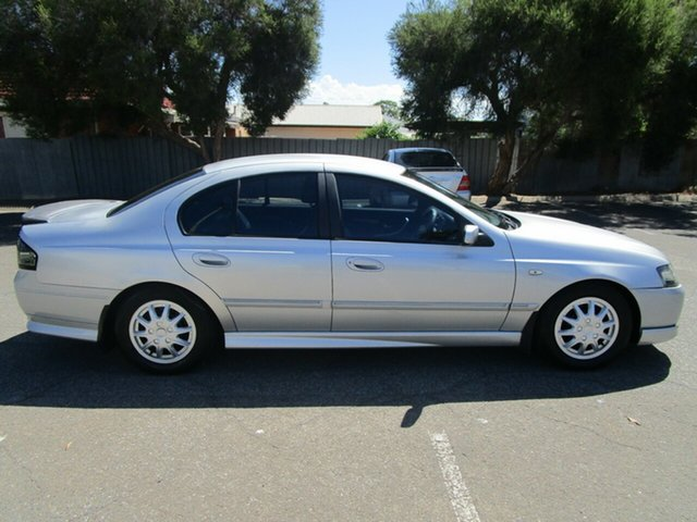 Used Ford Fairmont BF MkII 07 Upgrade Ghia, 2008 Ford Fairmont BF MkII 07 Upgrade Ghia 6 Speed Auto Seq Sportshift Sedan
