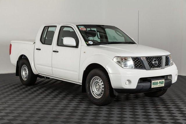 Used Nissan Navara D40 S8 RX 4x2, 2014 Nissan Navara D40 S8 RX 4x2 White 5 speed Automatic Utility