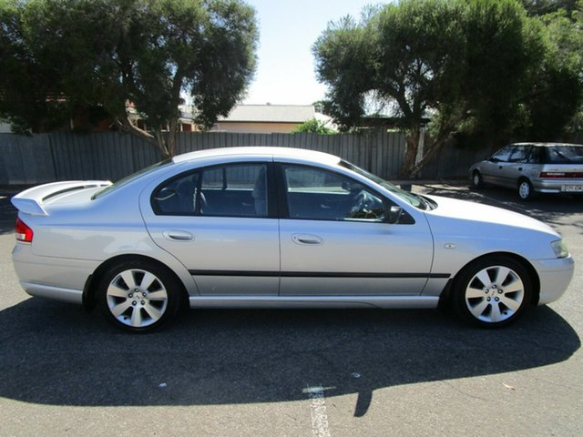 Used Ford Falcon BA MkII SR, 2005 Ford Falcon BA MkII SR 4 Speed Auto Seq Sportshift Sedan