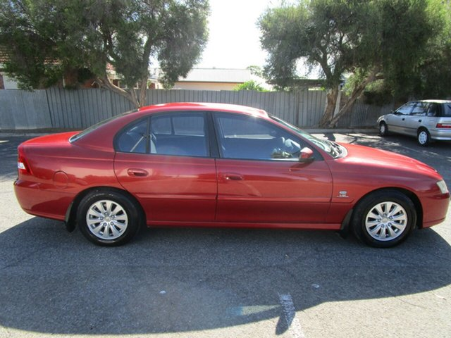 Used Holden Commodore VZ Acclaim, 2005 Holden Commodore VZ Acclaim 4 Speed Automatic Sedan